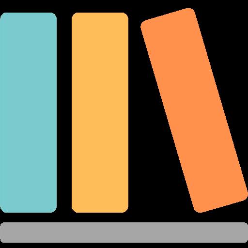 antykwariat z książkami logo